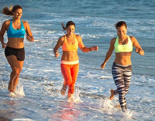 mallas deportivas running adidas mujer