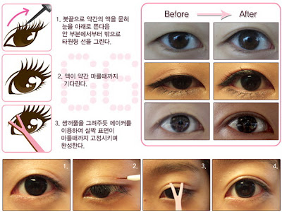 Etude 66 big eye line charm