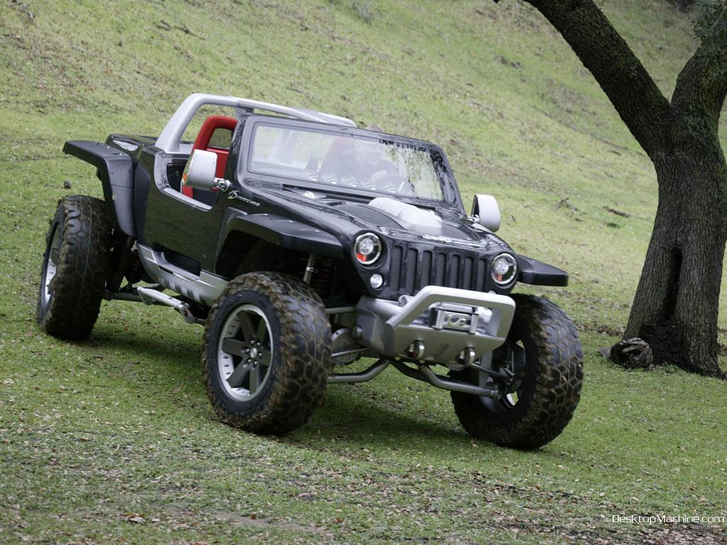 Jeep Hurricane Concept FA