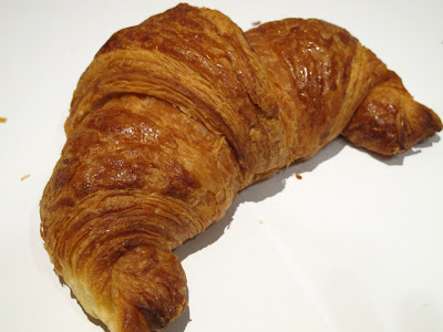 Le croissant de la Pâtisserie de Cyril Lignac