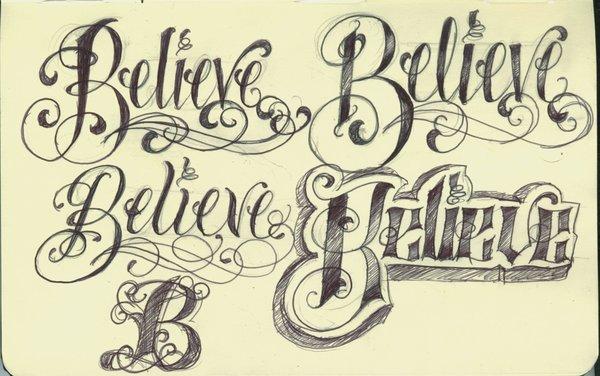 Tattoo Sexy: Ideal Tattoo Lettering