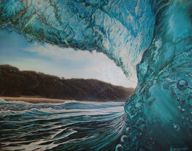 Sold - Exhibition SEascapes of Shoalhaven