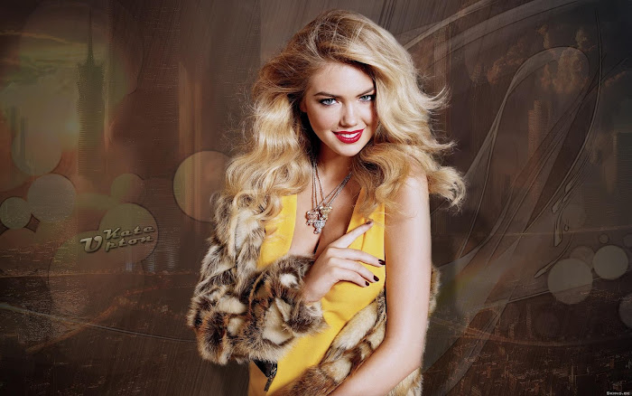 Kate Upton Hot Photo Shoot - The most desirable woman