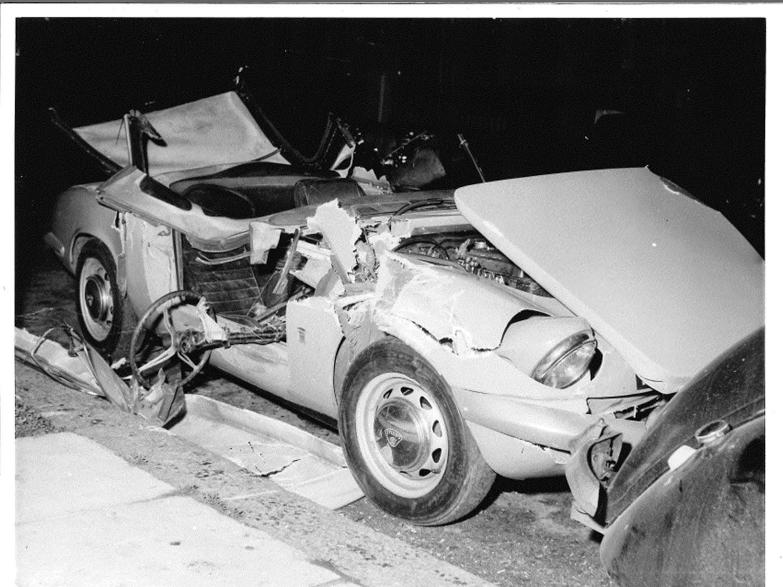 Accident: tara