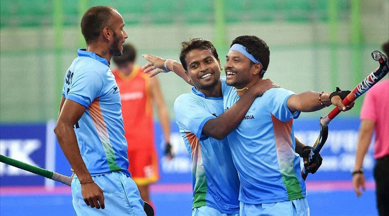 india wins in the final of asian games 2014