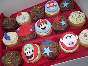 Mario, Luigi, Mushroom and Ghost are Premium Range