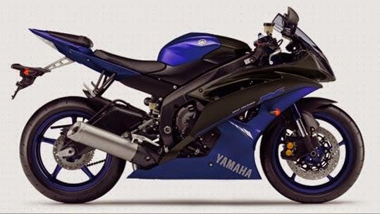 New Yamaha YZF-R6