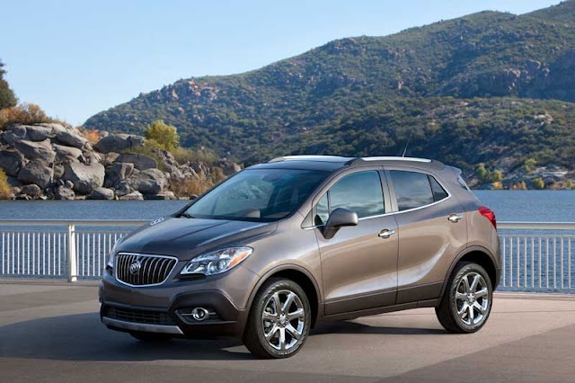 Buick Encore - Subcompact Culture