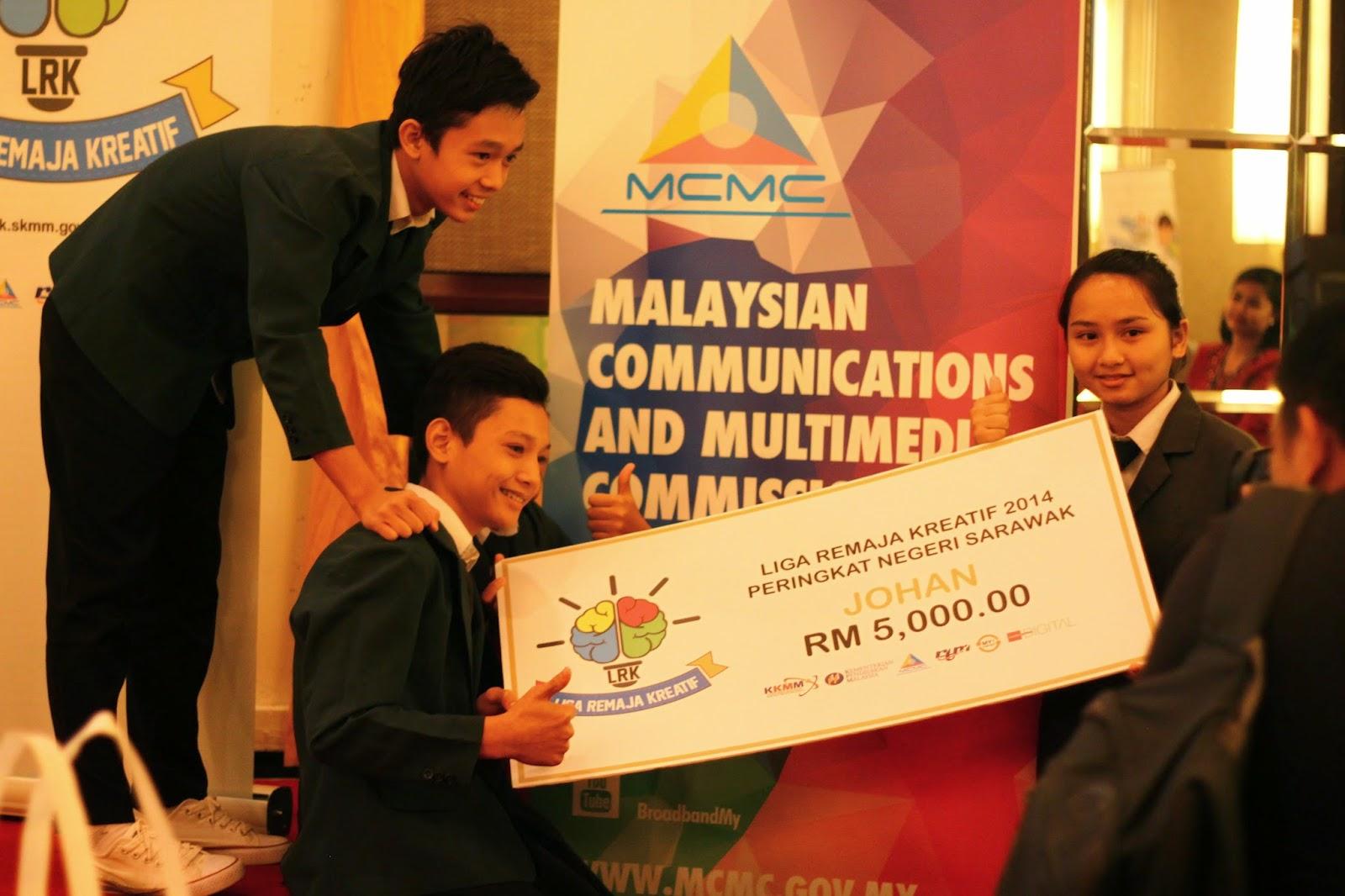 Liga Remaja Kreatif 2014 (Zon Sarawak)