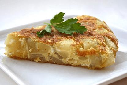 Resep Membuat Omelet Kentang