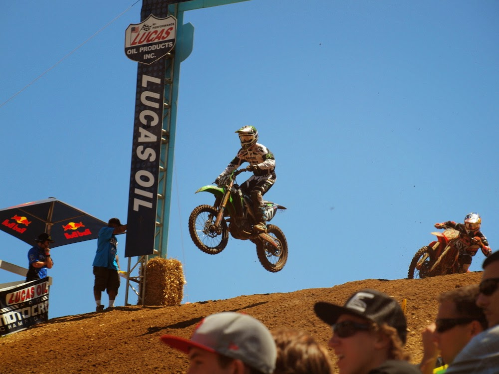 Justin Hill Budds Creek 2013