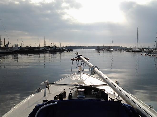 Maxin sjösatt våren 2012
