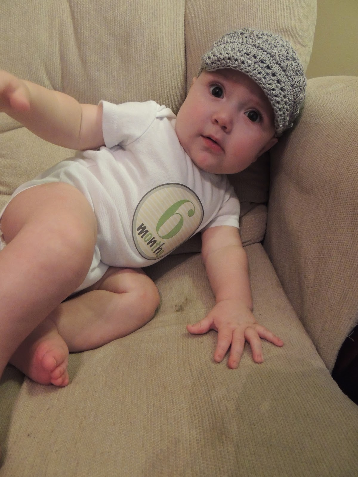 The Robyn\'s Nest: Cooper - 6 Months Old!