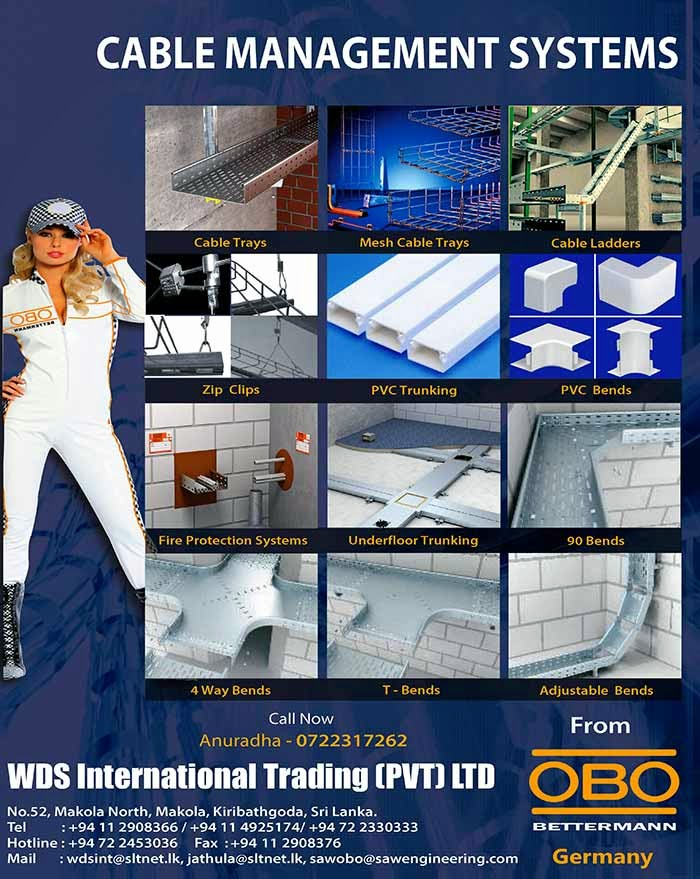 WDS | Cable Management Systems.