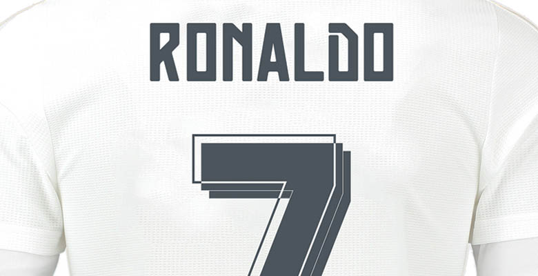 Real Madrid Players Kit Numbers Real Madrid Players Jersey
