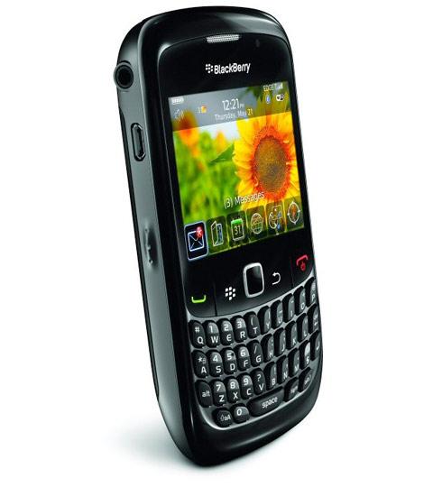 Spesifikasi Lengkap Blackberry Curve 8520 Gemini :