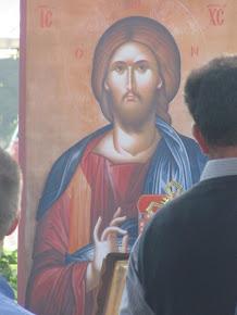 Iubi-Te-voi Doamne, vârtutea mea. Domnul este întărirea mea şi scăparea mea şi izbăvitorul meu