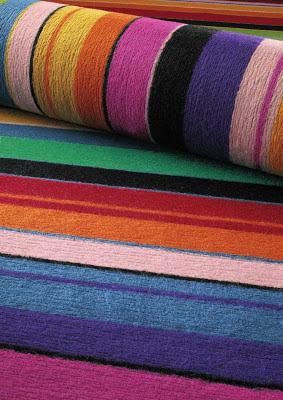 Bright Bold And Beautiful Striped Rugs Missoni Wichita