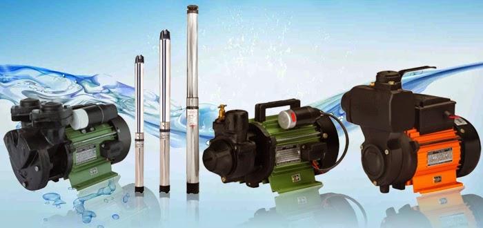 Top selling V-Guard water pumps @ Pumpkart.com