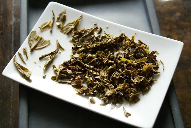 infusion de thé