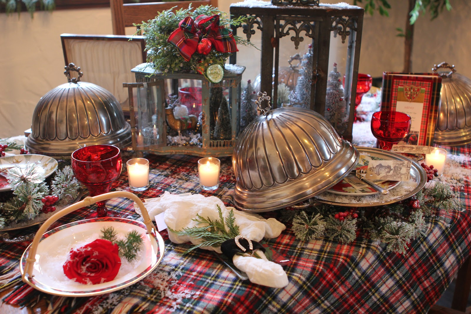Romancing The Home Christmas At The Schweppe Mansion