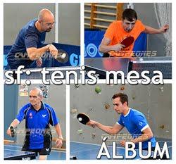 SAN FERNANDO: Tenis de Mesa Aranjuez