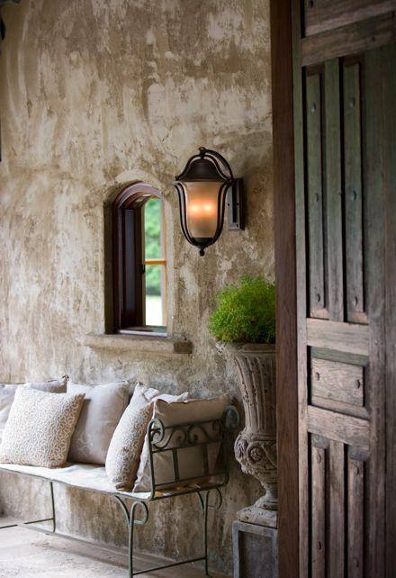Boiserie c 25 idee per trasformare una casa di campagna - Idee fuori casa ...