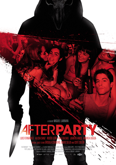 Afterparty - 7 de Junio