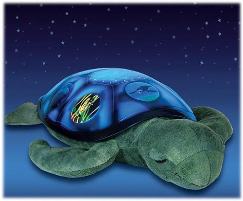 Cloud b twilight constellation night light sea turtle baby cinema - Turtle nite light ...
