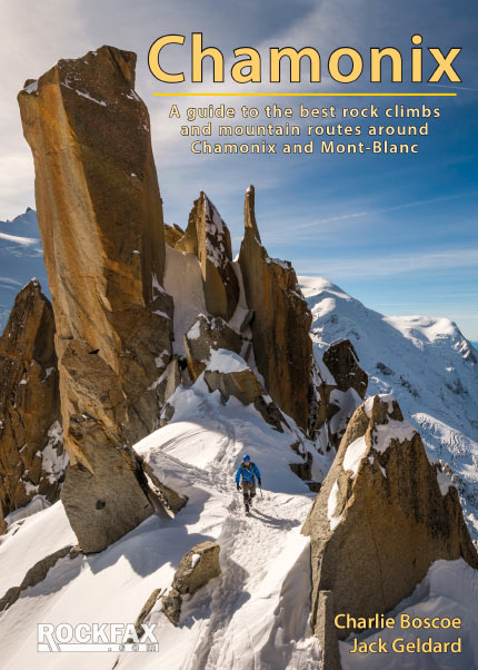 Buy the Chamonix Guidebook