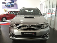 TOYOTA FORTUNER 2.5G 2015 MỚI