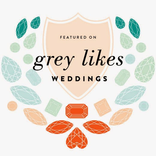 Find us on Grey likes weddings