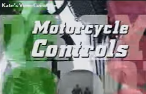 Motosiklette Kontroller