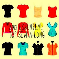 2013 Essential Top Sew Along