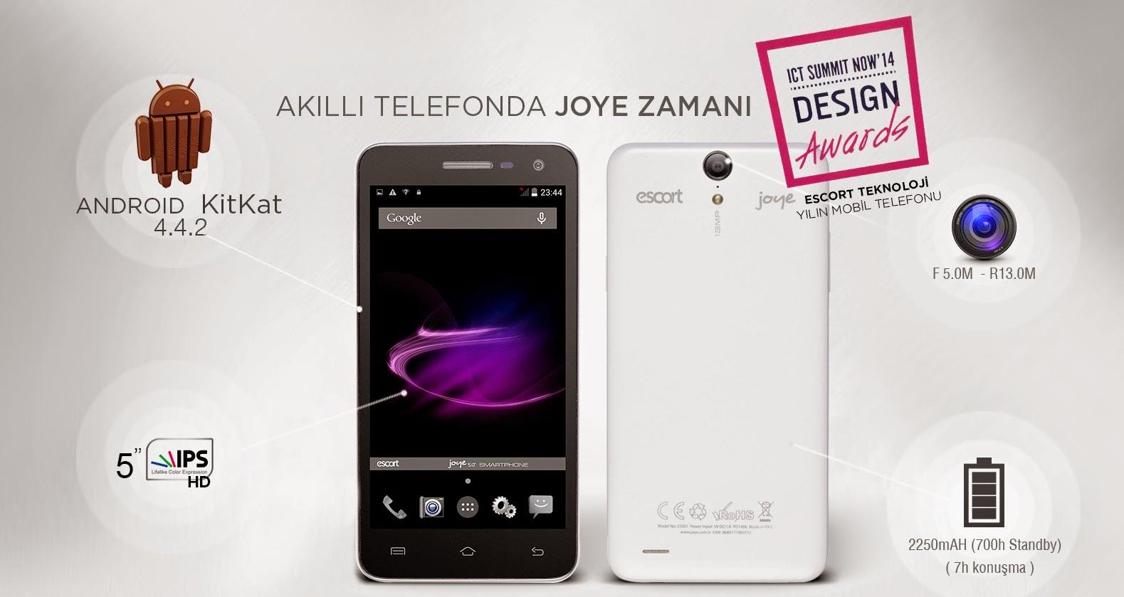 Escort Joye ES501 SmartPhone