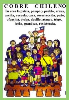 COMITÉ DE DEFENSA Y RECUPERACIÓN DEL COBRE