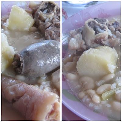 Olla de Cerdo :: Recetas de cocina de la Regin de Murcia