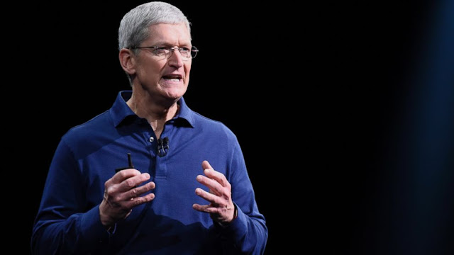 Tim Cook Is Angry That Google is Beating Apple in the Classroom