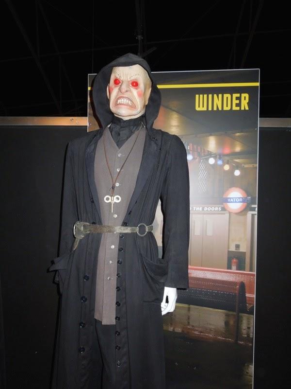 Winder costume The Beast Below Doctor Who