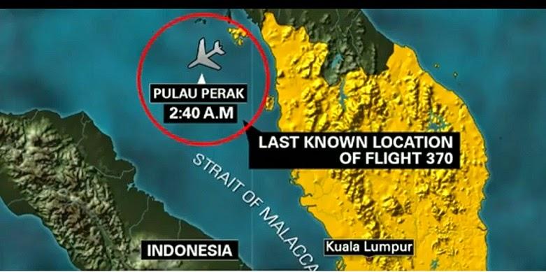 Ini Cerita Sebenar Pesawat MH370 Ditemui Terhempas Di Pulau Perak