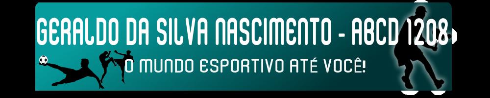 GERALDO DA SILVA NASCIMENTO - ABCD 1208