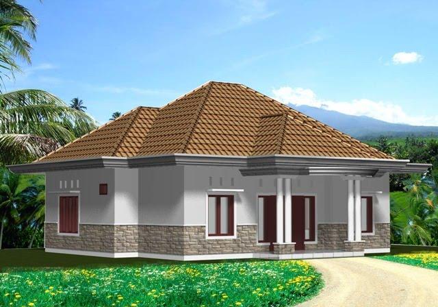 denah rumah sederhana 3 kamar tidur 2016 prathama raghavan