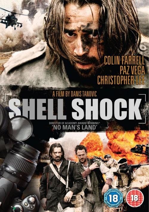 Ver Shell Shock (2011) Online