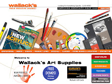 Wallack&#39;s Art Supplies