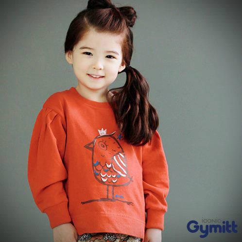 Gadis kecil tercantik di dunia Blasteran Kanada dan Korea
