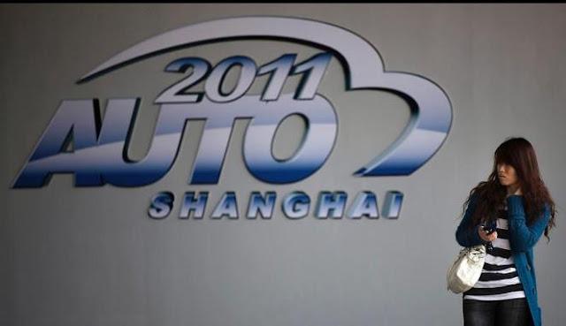 Gambar Mobil Modifikasi Auto Shanghai 2011