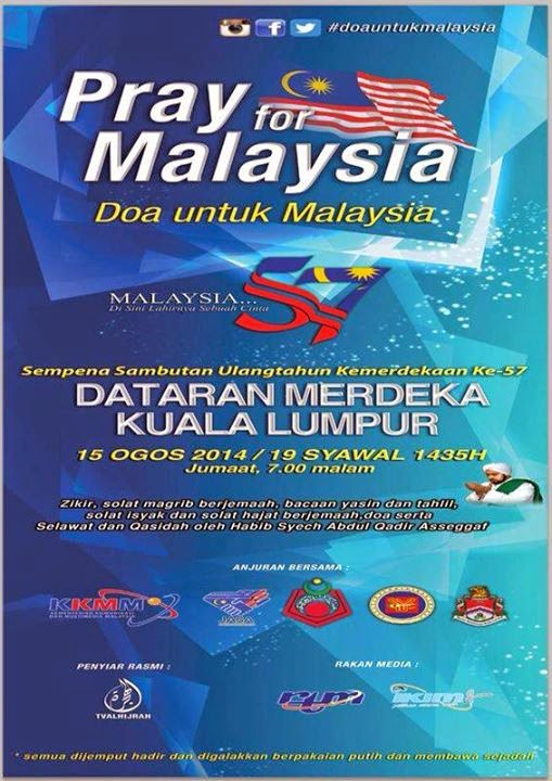 Pray For Malaysia- Selawat Perdana
