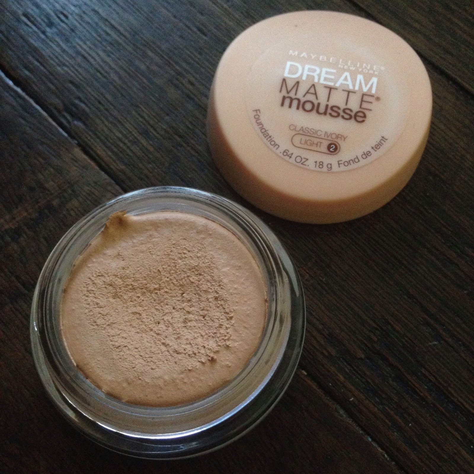 Review Maybelline Dream Matte Mousse Foundation Bloominzahra