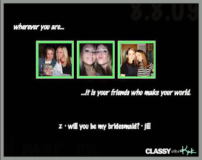 Classy with a Kick: Friend Quote Wherever your are, it is your friends who make your world