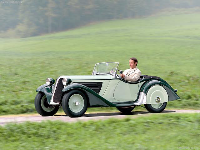 BMW 319-1 Roadster (1935)